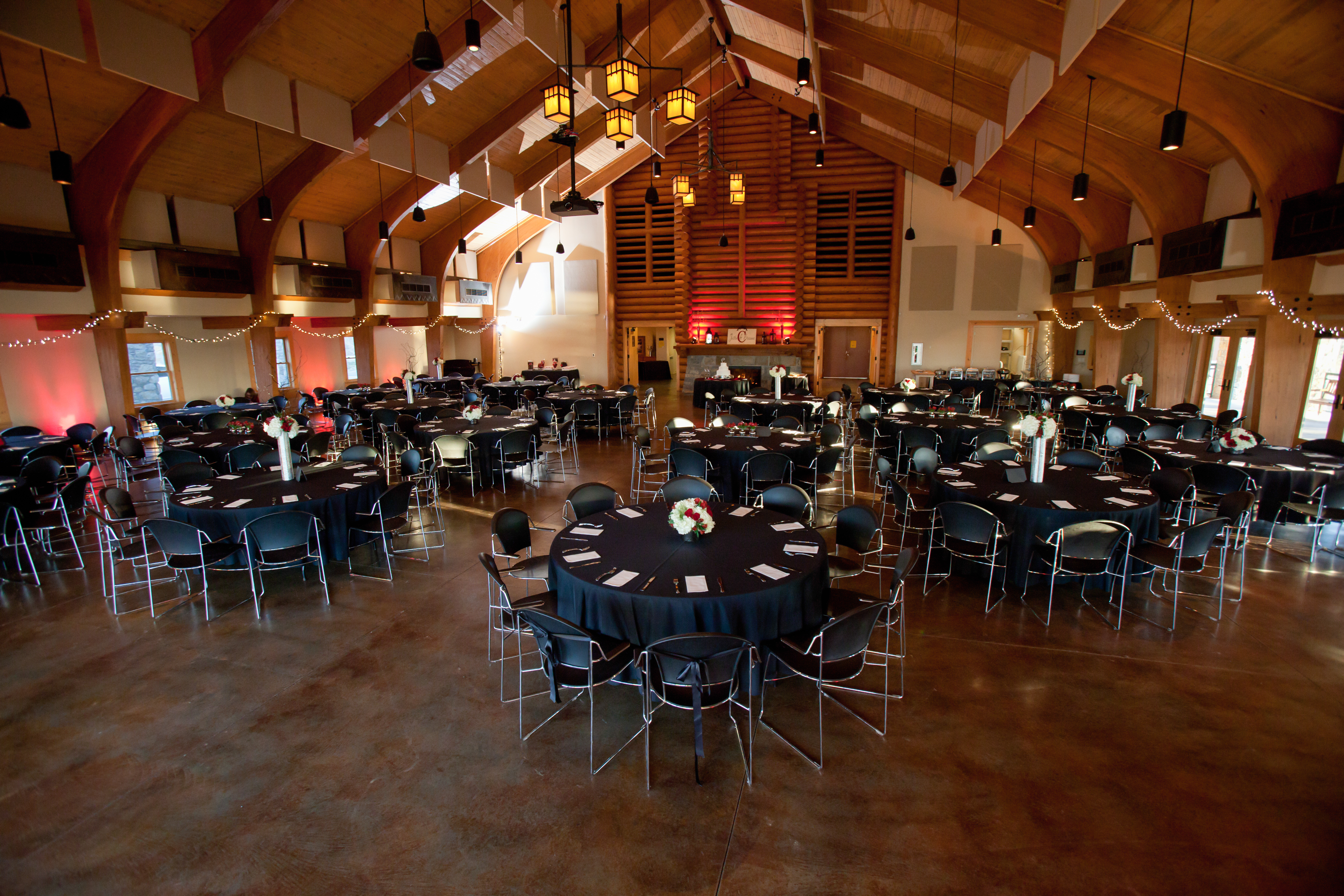 The Temple Conference Center | Loughridge