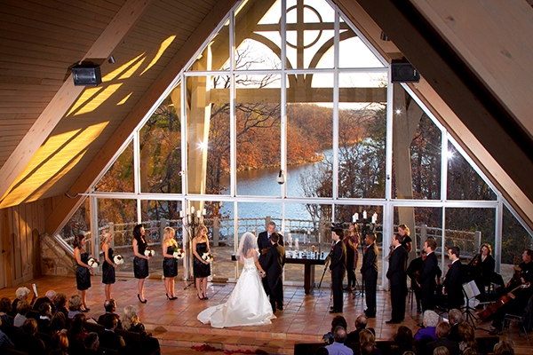 Kirkland Chapel Wedding