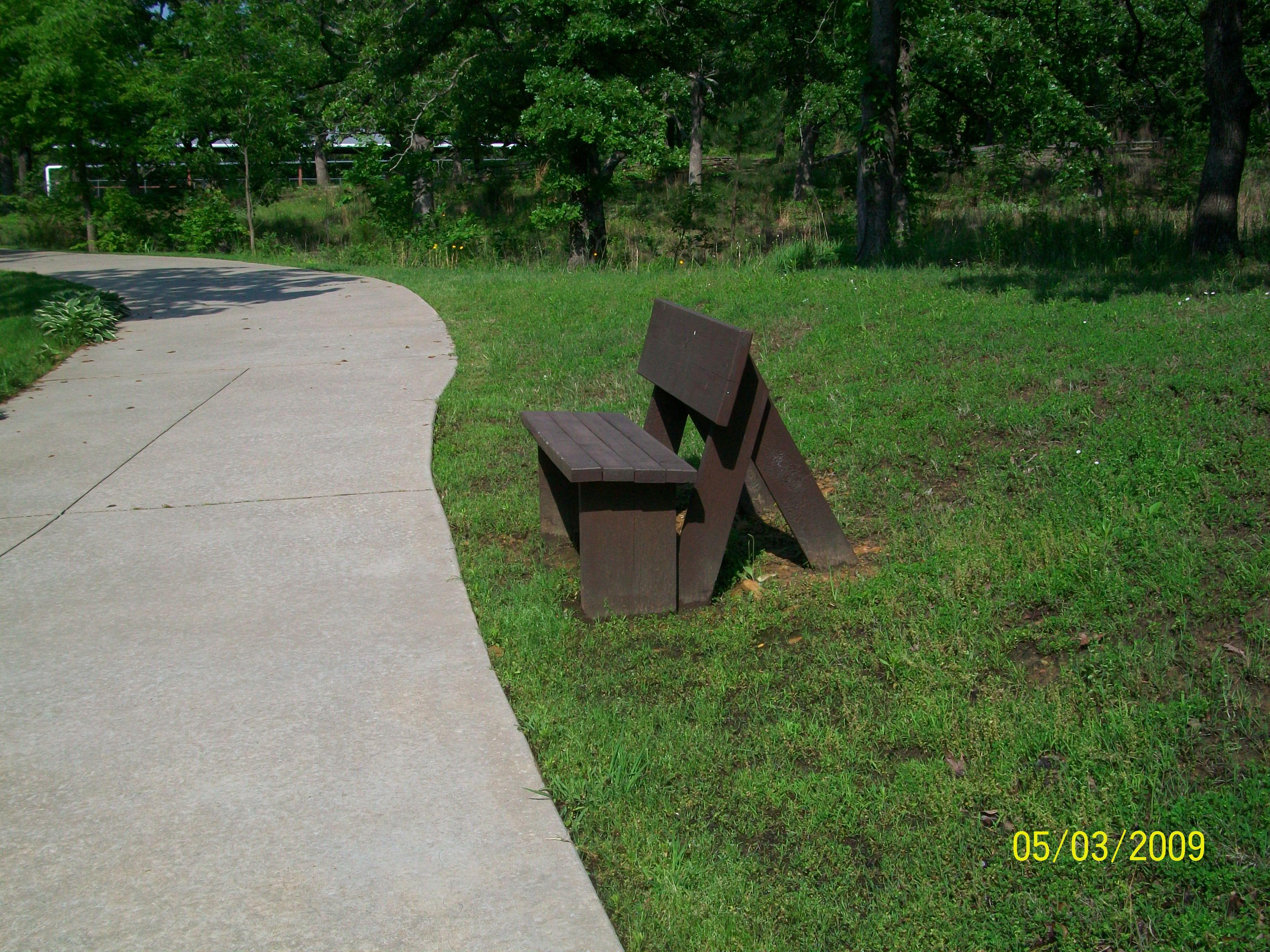 chapel-bench