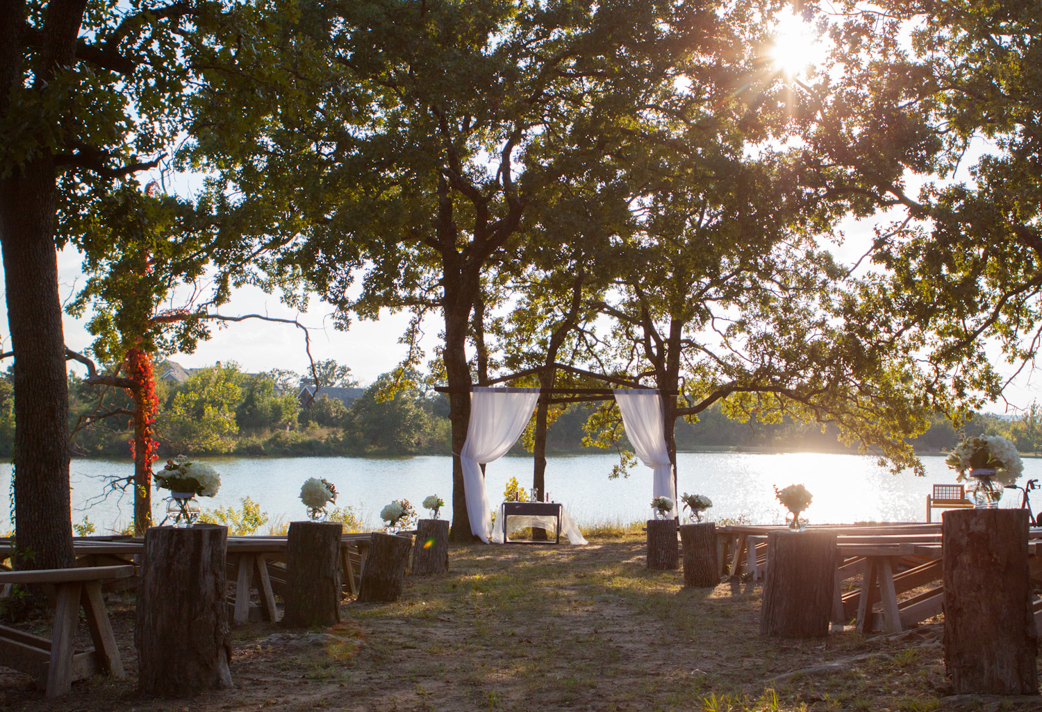 Lakeside Sanctuary | Camp Loughridge